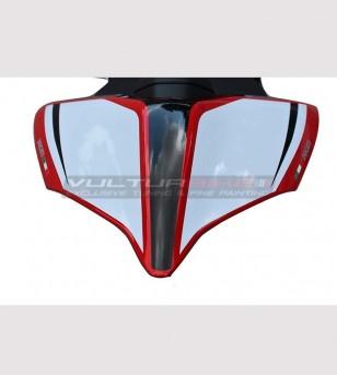 Adesivi bianconeri per codone - Ducati Panigale V2 2020 / Streetfighter V4