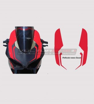 Colored stickers for front fairing - Ducati Panigale V2 2020