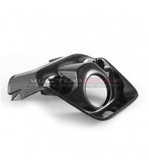 Wichtige Carbon-Blockabdeckung - Ducati Supersport 939
