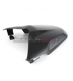Carbon single seat cover -...
