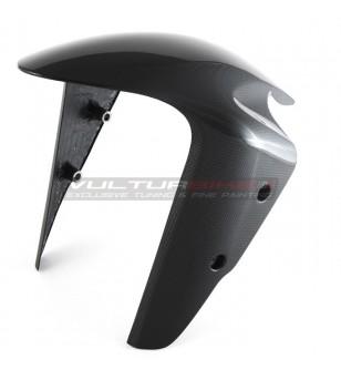 Carbon front fender- Ducati...