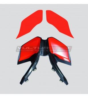 Adesivo fluo chiusura luce posteriore - Ducati Panigale 899 / 1199 / 1299 / 959
