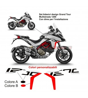 Adesivi design Grand Tour...