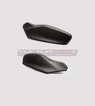 Cover paramani in carbonio - Ducati Hypermotard 950