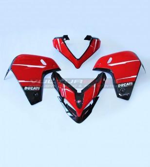 Kit carene carbonio exclusive design - Ducati Multistrada Enduro 1200 / 1260