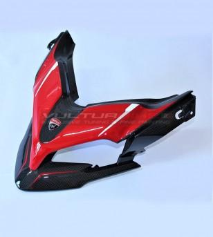 Exklusives Design Carbonkuppel und Zehen - Ducati Multistrada 1200 / 1260 / 950 / ENDURO