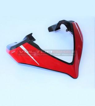 Cupolino carbonio exclusive design - Ducati Multistrada 1200 / 1260 / 950 / ENDURO