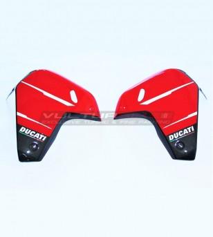 Carenamientos exclusivos del lado del carbono de diseño - Ducati Multistrada Enduro 1200 / 1260