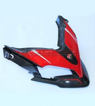 Carbon Airxbox tip exclusive design - Ducati Multistrada 1200 / 1260 / 950 / ENDURO