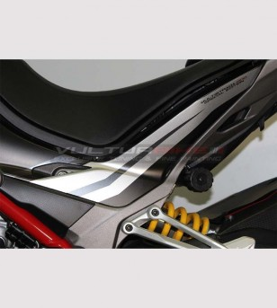 Kit adesivi design inedito - Ducati Multistrada 1200 / DVT / 950-2018