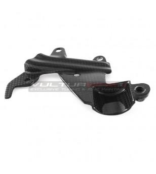 Supporto in carbonio per serbatoio freno posteriore Ducati Panigale V4