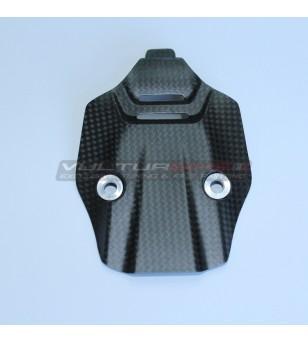Cover rimozione portatarga in carbonio - Ducati Panigale V4 / V4S / V4R