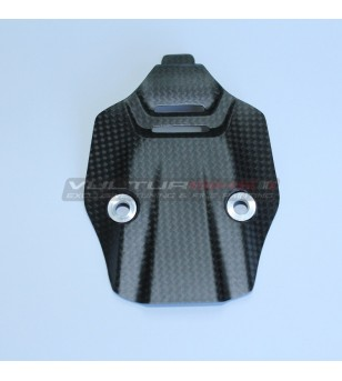 Carbon license plate removal cover - Ducati Panigale V4 / V4S / V4R