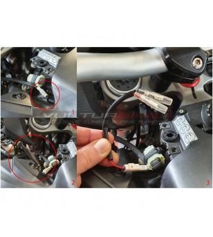 Ducati Navigator Verdrahtung Kit
