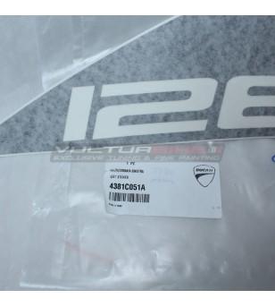 Calcomanía izquierda original para tanque - Ducati Multistrada 1260 ENDURO