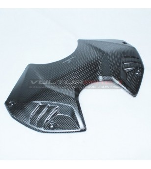 ORIGINAL carbon tank cover - Ducati Streetfighter V4