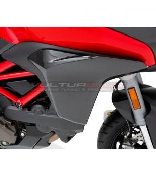Aerodynamic carbon deflectors - Ducati Multistrada 950/1200