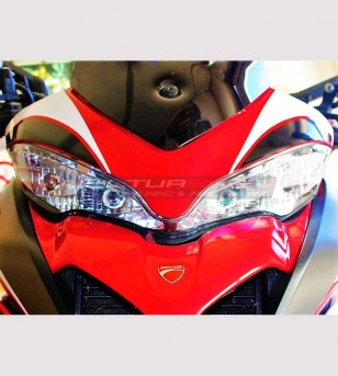 Stickers' kit for Ducati multistrada 950 - 1200 DVT
