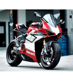 Carene superiori Ducati Panigale V4 2020 Restyling versione Speciale 2018/19