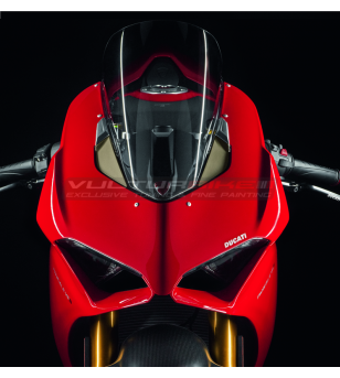Cupolino plexi maggiorato - Ducati Panigale V2 2020 / V4 2018/19