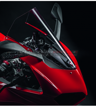 Oversized plexiglass screen - Ducati Panigale V2 2020 / V4 2018/19