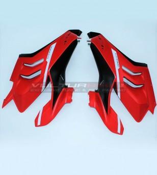 ORIGINAL fairings' set satin red - Ducati Panigale V4R / V4 2020 / V4 2018/19
