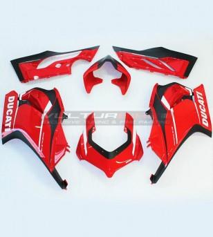 Diseño personalizado completo del carenado - Ducati Panigale V2 2020