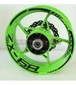 Adesivi per ruote personalizzabili - Kawasaki ZX6R