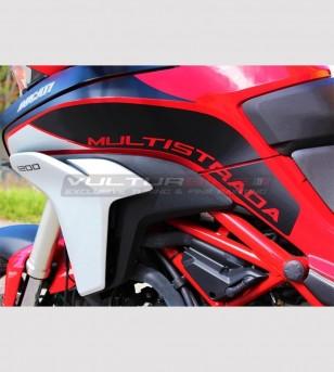 Ducati wrapping 950 Multistrada kit adhésif - 1200 DVT