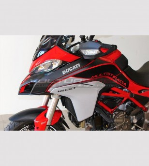 Kit adesivi wrapping per Ducati Multistrada 950 - 1200 DVT