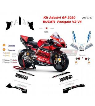 Kit adesivi GP 2020 -...