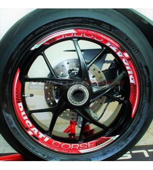 Adesivi per ruote - Ducati Streetfighter V4 / V4S
