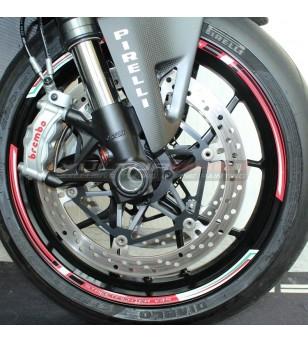 Wheels' stickers - Ducati Streetfighter V4 / V4S