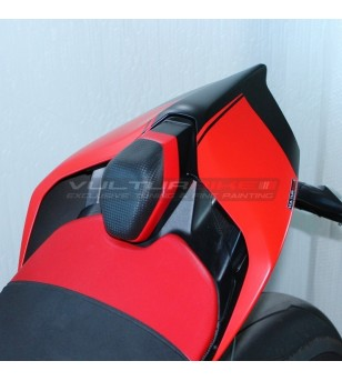 Extended seat pad - Ducati...