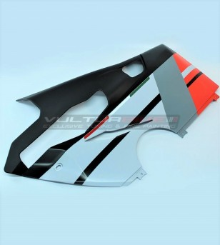 Original lower fairings for Akrapovic exhaust - Ducati Panigale V4S corse