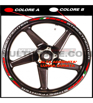 Profili personalizzabili per ruote - Ducati Streetfighter