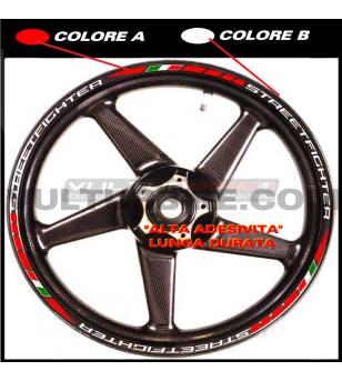 Perfiles personalizables para ruedas - Ducati Streetfighter