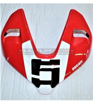 Adesivo numero 5 per cupolino - Ducati Streetfighter V4 / V4S
