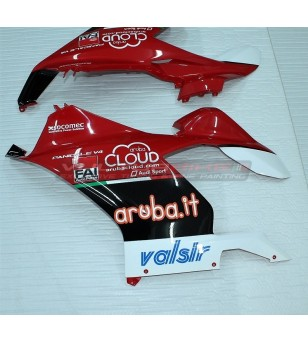 Full fairing Aruba Team Original version - Ducati Panigale V4 / V4S