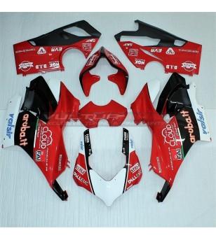 Full fairing Aruba Team Original version - Ducati Panigale V4 / V4S