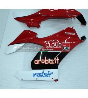 Carenatura Completa Versione Aruba Team Originale - Ducati Panigale V4 / V4S