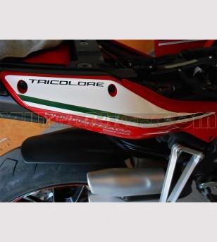 Pikes-Peak Tricolor Pegatinas - Ducati Multistrada 1200