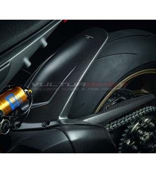Guardabarros trasero de carbono original - Ducati Panigale V4 / V4S / V4R 2018-2020 / Streetfighter V4 / V4S