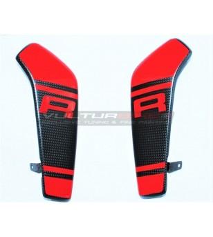 Stickers for radiator side panels - Ducati Monster 1200S / 1200R