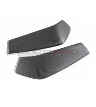 Cover radiatore in carbonio - Ducati Monster 1200 / 1200S / 1200R 2014-2019