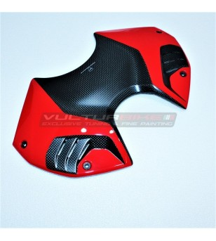 Ducati original battery cover custom designed - Ducati Streetfighter V4 / V4S