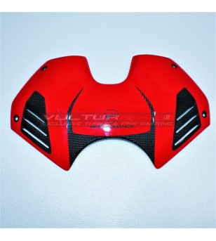 Cover batteria originale Ducati in carbonio performance design - Panigale V4 / V4S / V4R