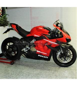Carene in carbonio Kit restyling Superleggera - Ducati Panigale V4 / V4R / V4S