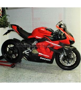 Carene in carbonio Kit restyling Superleggera - Ducati Panigale V4 / V4R / V4S