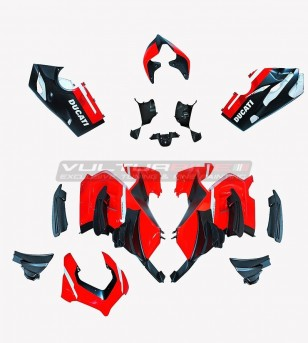 Carbon fiber fairings Superleggera restyling kit - Ducati Panigale V4 / V4R / V4S